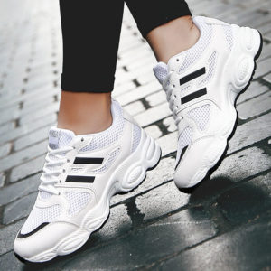 A51-02 1//6 Zc Girl Sneakers Shoes Reamy-White
